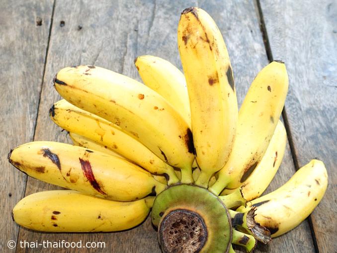 กล้วยไข่สุก