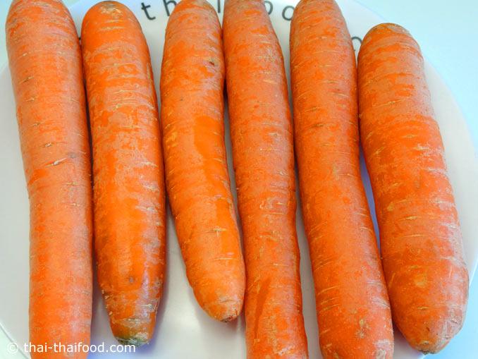 หัวแครอท