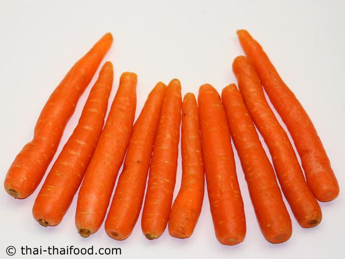 เบบี้แครอท