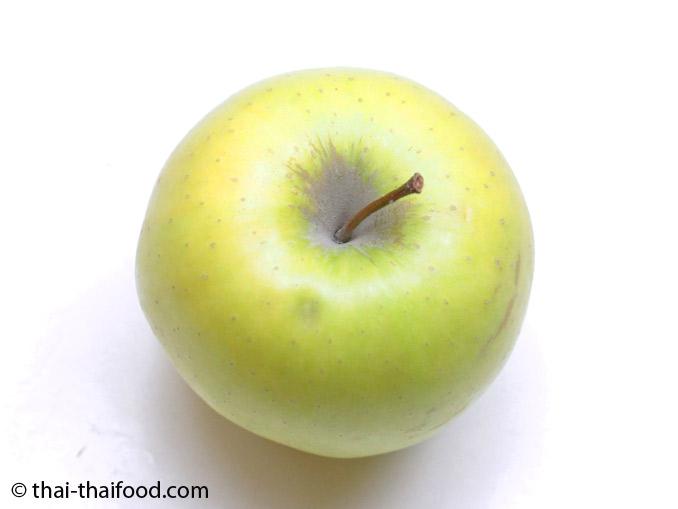 แอปเปิ้ลสีเหลือง