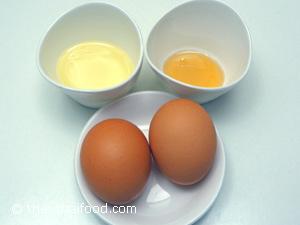 ไข่ไก่น้ำปลาน้ำมันสำหรับทอด