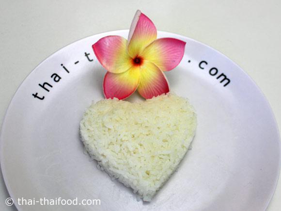 วิธีหุงข้าวหอมมะลิ