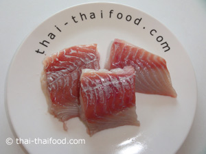 เนื้อปลาสด