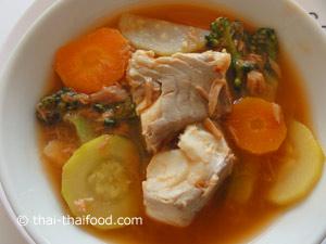 แกงส้มปลา