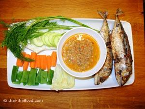 น้ำพริกปลาทูู