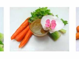 น้ำแครอทขึ้นฉ่าย