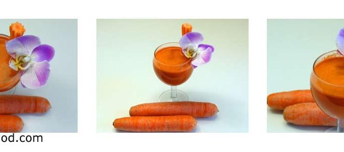 น้ำแครอท