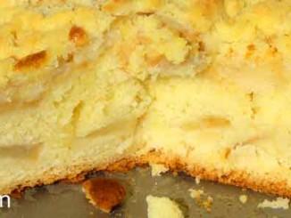 เค้กแอปเปิ้ลสตรอยเซล