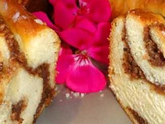 ขนมปังเฮเซลนัท