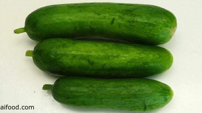 แตงกวา (Cucumber) เป็นไม้เลื้อย ที่จัดอยู่ในวงศ์ตระกูลเดียวกันกับแตงโม ฟักทอง บวบ มะระ น้ำเต้า