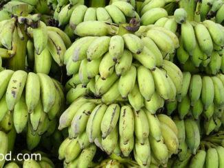 กล้วยน้ำว้า (Cultivated Banana) เป็นกล้วยพันธุ์พื้นบ้านของไทย