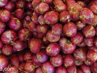 หอมแดง (Shallot) เป็นหอมชนิดหนึ่ง หัวมีทรงกลมหรือทรงกลมรี มีเปลือกกาบใบห่อหุ้มหลายๆชั้น หัวแก่มีเปลือกด้านนอกแห้ง มีสีแดงหรือสีแดงอมม่วง มีกลิ่นฉุน รสชาติเผ็ดร้อน